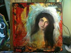Art: The Bride by Artist Aimee Marie Wheaton