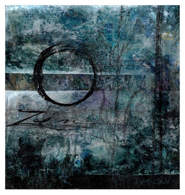 Art: Zen by Artist Kathy Morton Stanion