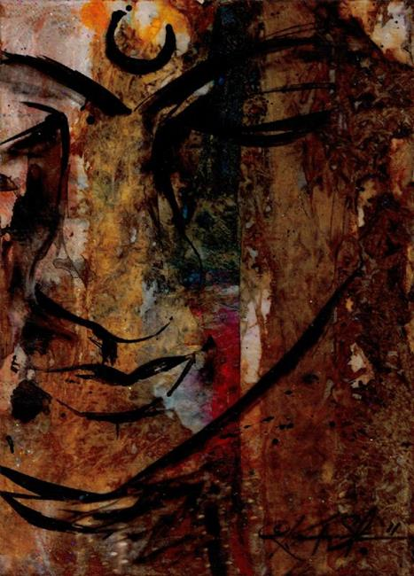 Art: In Peace by Artist Kathy Morton Stanion