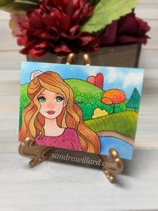 Detail Image for art Freckles