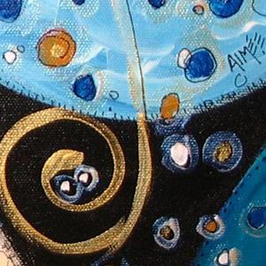 Detail Image for art Amoeba Diptych