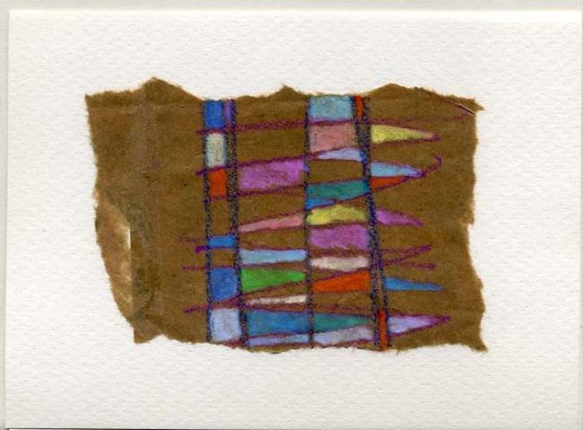 Art: BEAVERFLAGS Greeting Card 04 by Artist Gabriele Maurus