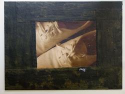 Art: Attic Finds by Artist Gabriele M.
