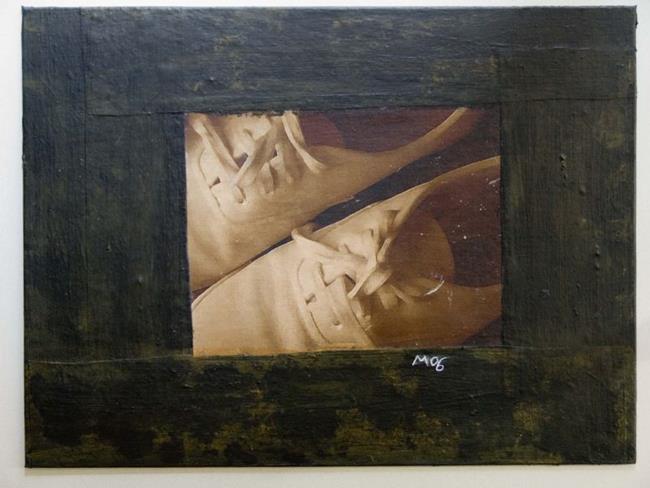 Art: Attic Finds by Artist Gabriele Maurus
