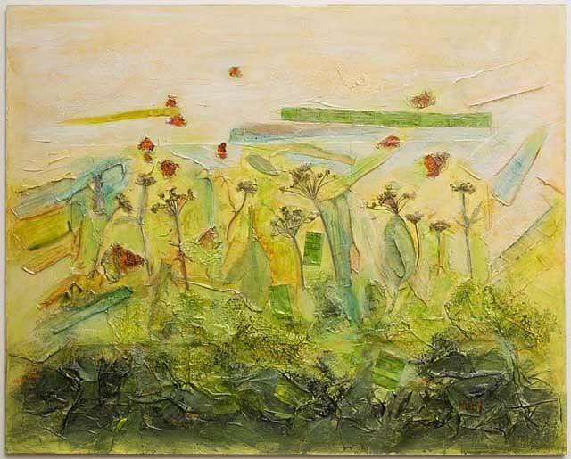 Art: Jolly Meadow by Artist Gabriele Maurus