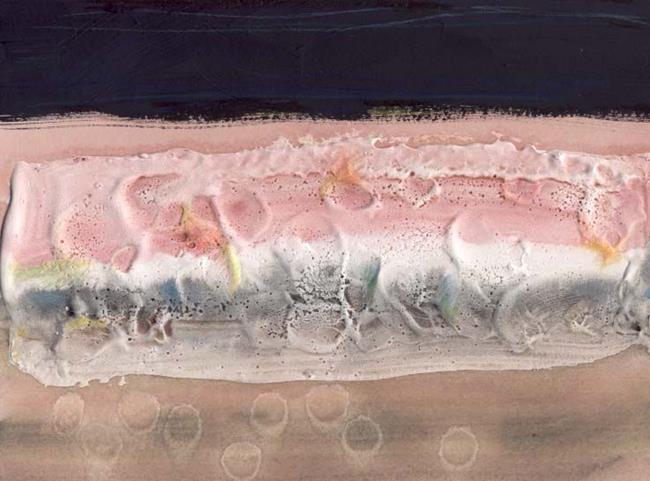 Art: Beachscape III by Artist Gabriele Maurus