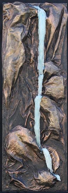 Art: Frozen In Time (sold) by Artist Carroll