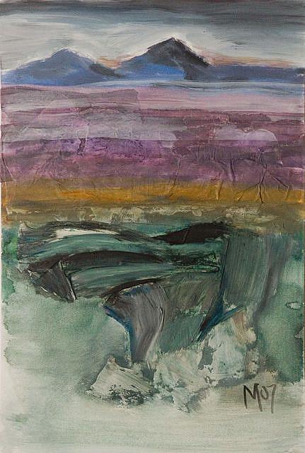 Art: Clear Lake by Artist Gabriele Maurus