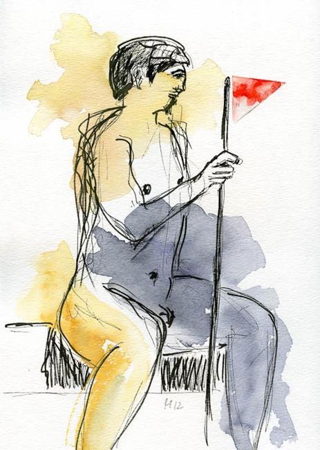 Art: Project 55-02 by Artist Gabriele Maurus
