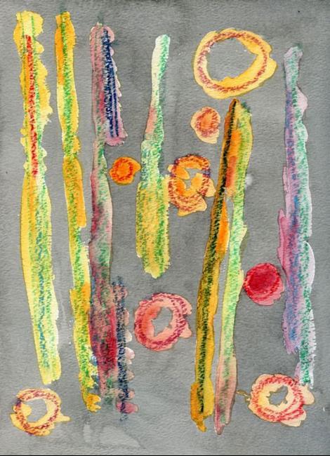 Art: Summer Life by Artist Gabriele Maurus