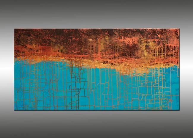 Art: Electrical Charge 10 by Artist Hilary Winfield