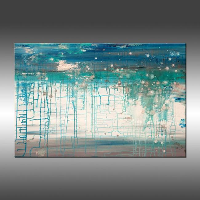 Art: Electrical Charge 13 by Artist Hilary Winfield