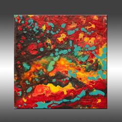Art: Topography 3 by Artist Hilary Winfield