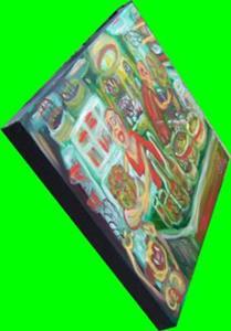 Detail Image for art Stuffed Artichokes