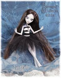Art: Spirit by Artist Jo Hards