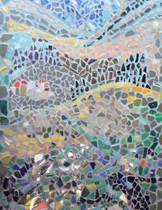 Detail Image for art Mosaic Studio Wall