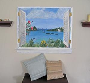 Detail Image for art Window To Bermuda
