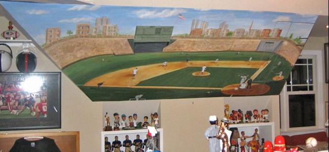 Art: The 1932 World Series by Artist Karen Lynn Evans