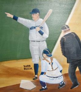 Detail Image for art The 1932 World Series