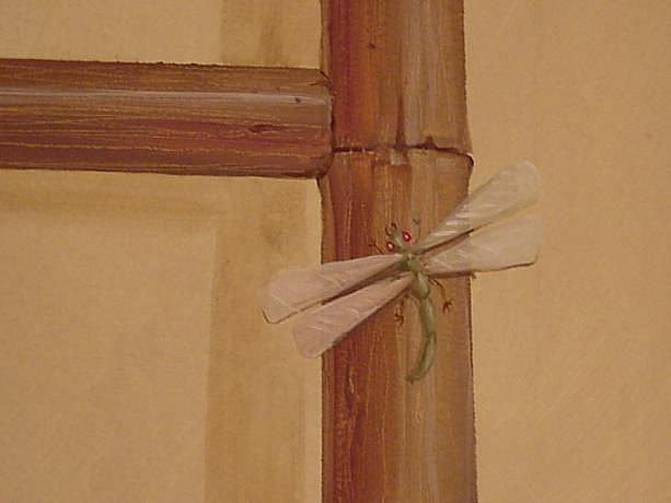 Art: Dragonfly by Artist Debra Schott