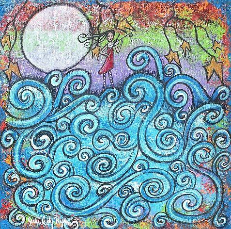 Art: Musical Enchantment by Artist Juli Cady Ryan