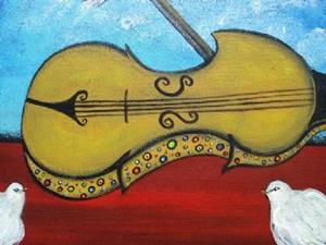 Detail Image for art Peace and Music