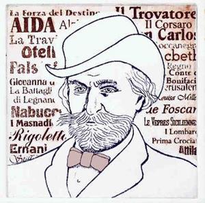 Detail Image for art Verdi