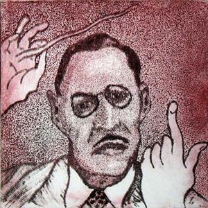 Detail Image for art Igor Stravinsky