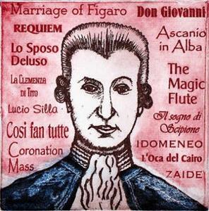 Detail Image for art Mozart