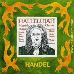 Art: Handel by Artist Paul Helm