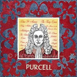 Art: Purcell by Artist Paul Helm