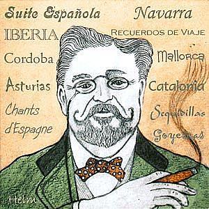 Detail Image for art Isaac ALBENIZ