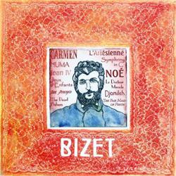 Art: Georges BIZET by Artist Paul Helm