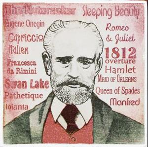 Detail Image for art Tchaikovsky