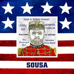 Art: Sousa by Artist Paul Helm