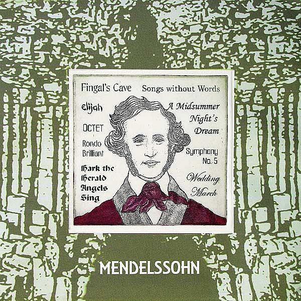 Art: Mendelssohn by Artist Paul Helm