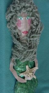 Detail Image for art Paper Mermaid