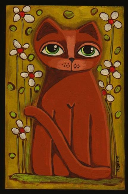 Art: Henry by Artist Cindy Bontempo (GOSHRIN)