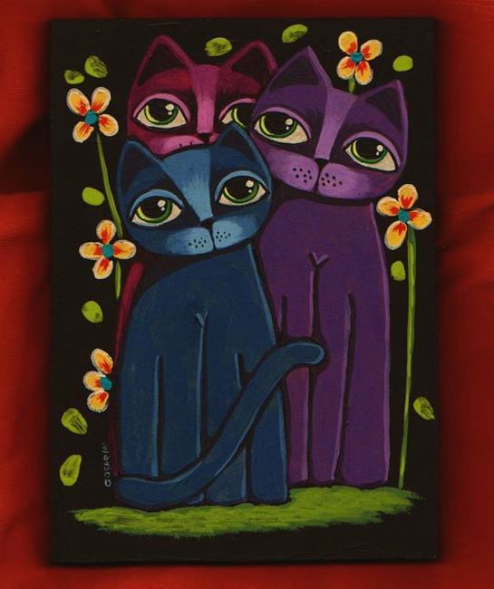 Art: Sugar Plum by Artist Cindy Bontempo (GOSHRIN)
