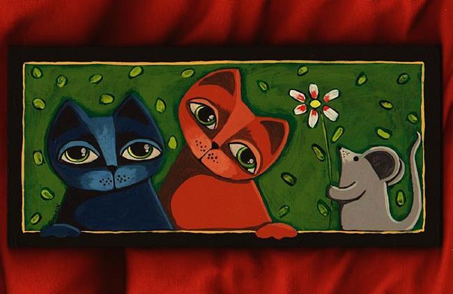Art: Change is good by Artist Cindy Bontempo (GOSHRIN)