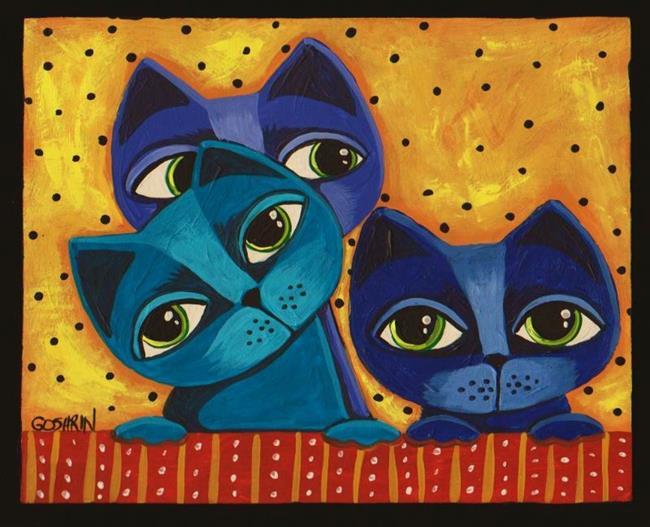Art: Joy Today by Artist Cindy Bontempo (GOSHRIN)