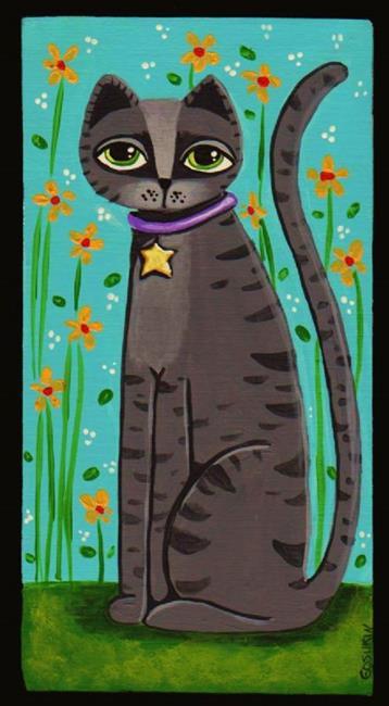 Art: Star by Artist Cindy Bontempo (GOSHRIN)