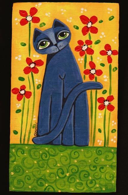 Art: Summer by Artist Cindy Bontempo (GOSHRIN)