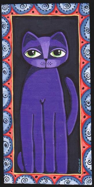Art: Lone by Artist Cindy Bontempo (GOSHRIN)