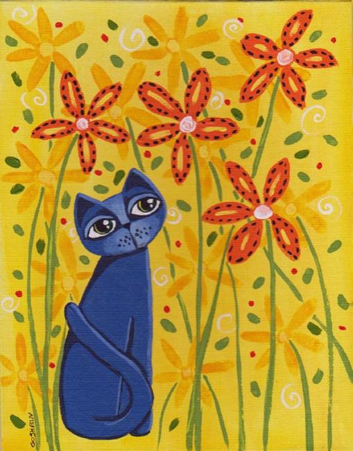 Art: One Summer Day by Artist Cindy Bontempo (GOSHRIN)