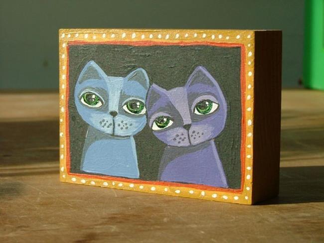 Art: Tiny Love by Artist Cindy Bontempo (GOSHRIN)