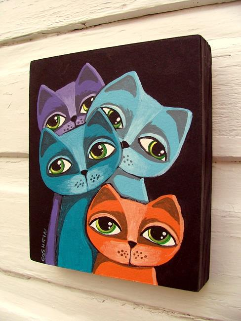 Art: Life by Artist Cindy Bontempo (GOSHRIN)