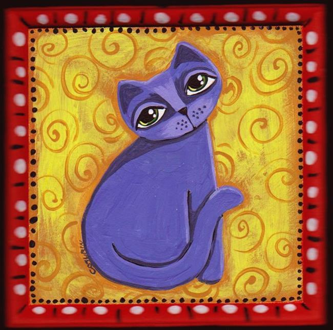 Art: Always Happy by Artist Cindy Bontempo (GOSHRIN)