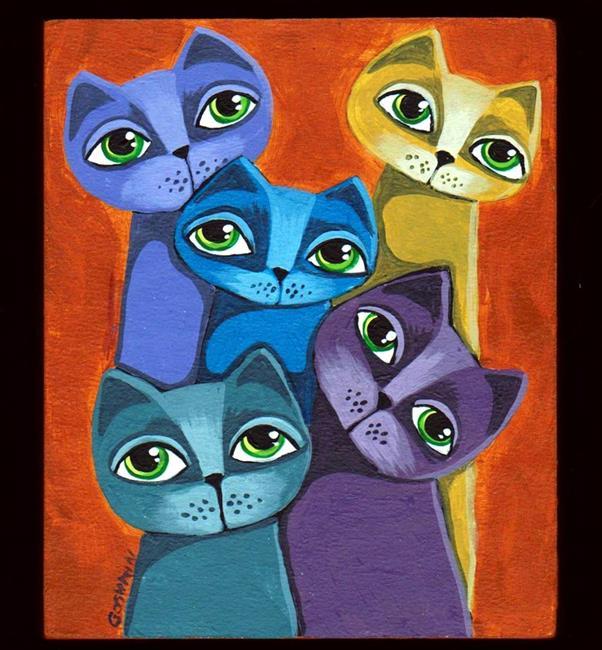 Art: Just Us by Artist Cindy Bontempo (GOSHRIN)