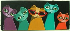 Detail Image for art Coolest Cats